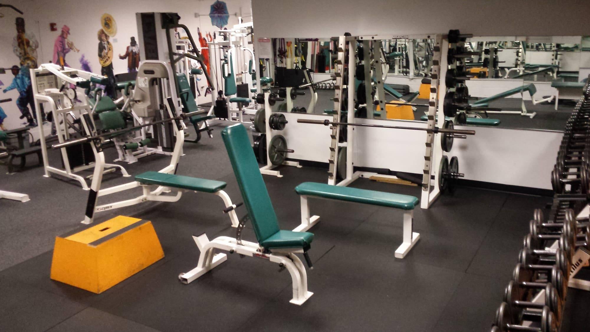 gay gym new orleans