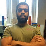 ANTHONY<br>Personal Trainer