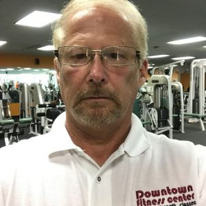 MICHAEL<br>Personal Trainer